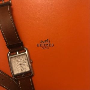 Hermès Cape Cod Wrap Watch